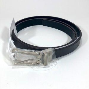 Calvin Klein women's reversible belt Size XL